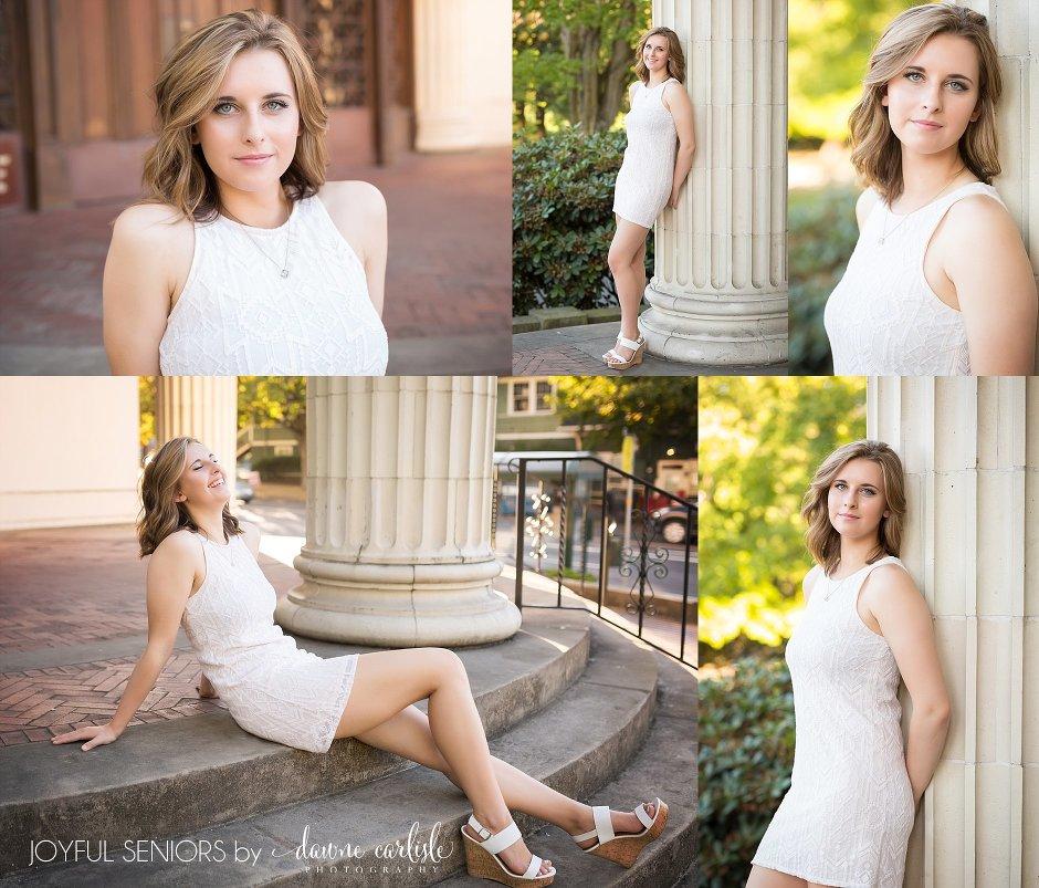Gorgeous Puyallup Tacoma High School Senior Dawne Carlisle Photography